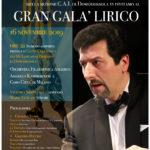 16/11/2019 Gran Galà Lirico