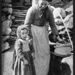 Lepontica 6: L'anello forte, le levatrici di montagna, Teresa Binda